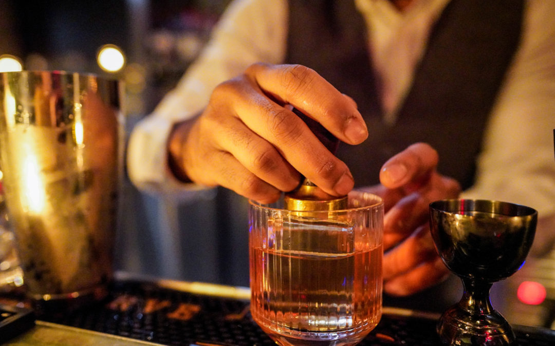 Looking For Good Drinks In Arlington? Head Underground To Find Salt